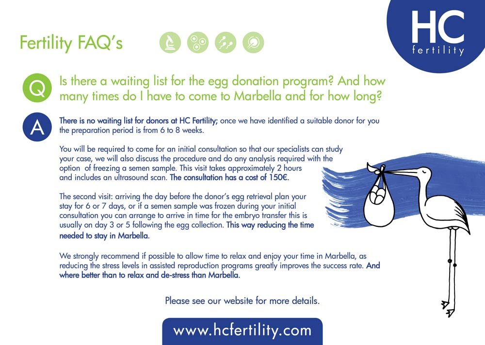 waiting list egg donor