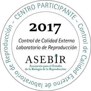 Logo ACCREDITAZIONE  ASEBIR, Associazione per lo studio della Biologia della  Riproduzione