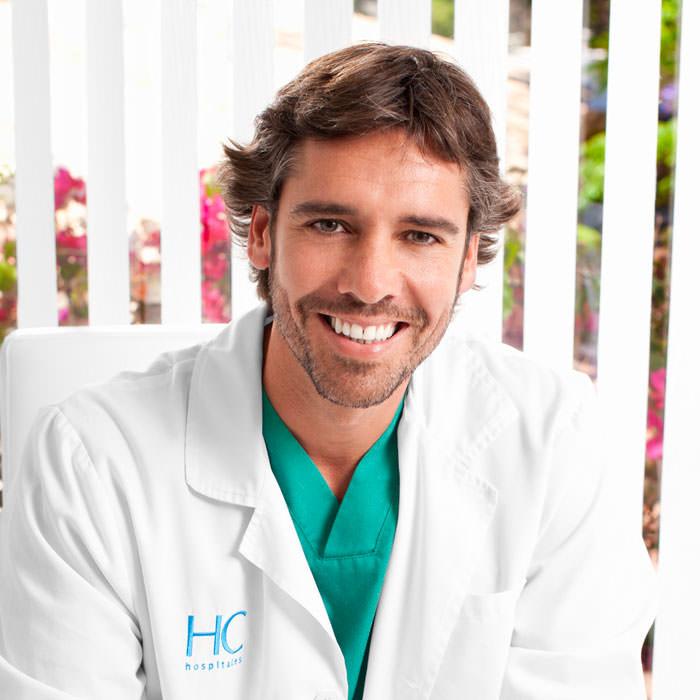 Portrait Dr. José manuel fdez. MontEro