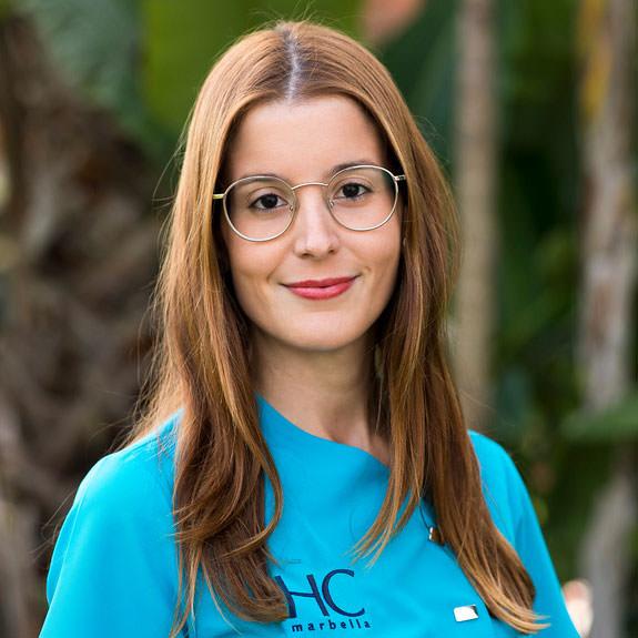 Portrait Miriam Valcárcel Andreu
