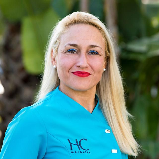 Portrait NURIA HERNÁNDEZ